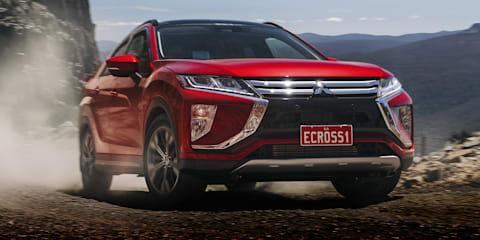 2018 Mitsubishi Eclipse Cross review