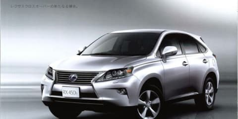 Lexus keen to develop small SUV: report