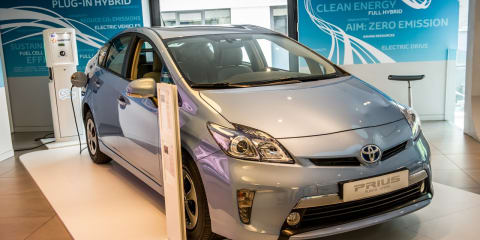 Toyota Prius plug-in hybrid not for Australia until 2015