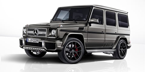 Mercedes-AMG G63 Exclusive Edition: Australian order books open