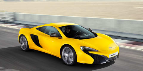 McLaren 625C unveiled: Softer version of 650S developed especially for Asia