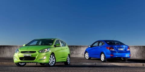2012 Hyundai Accent Video Review