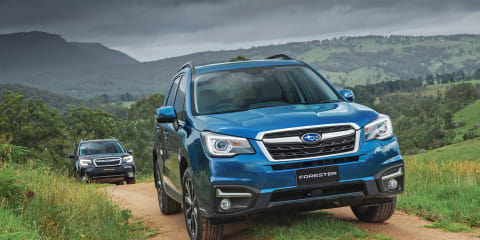 2016 Subaru Forester pricing and specifications