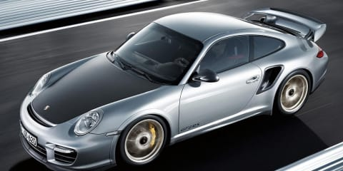 Video: Porsche 911 GT2 RS all 500 limited editions sold