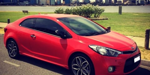 2014 KIA CERATO KOUP TURBO Review