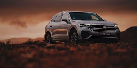 2019 Volkswagen Touareg: Initial details