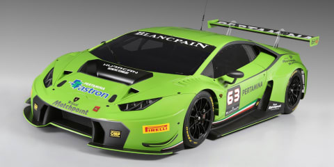 Lamborghini Huracan GT3: Rear-wheel drive racing coupe unveiled