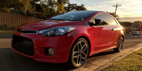 2013 Kia Cerato Koup Turbo review