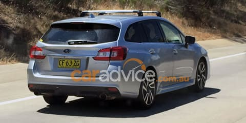 2016 Subaru Levorg surfaces in Australia ahead of local launch