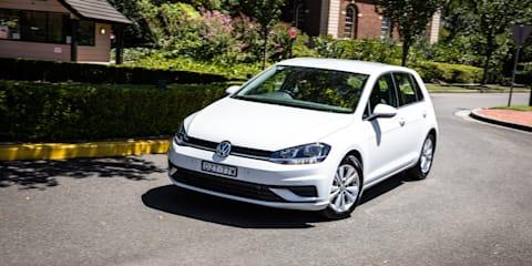 2018-19 Volkswagen Golf recalled