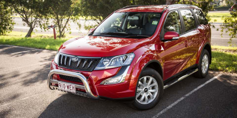 2016 Mahindra XUV500 Review