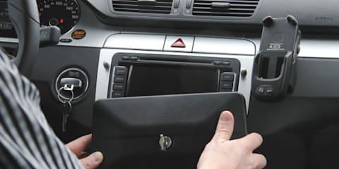 Volkswagen Navi Lock to protect against sat-nav theft