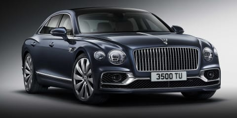 REVEALED! 2019 Bentley Flying Spur walkaround with Stefan Sielaff