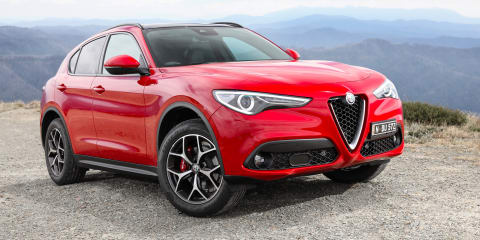 2018 Alfa Romeo Stelvio pricing and specs