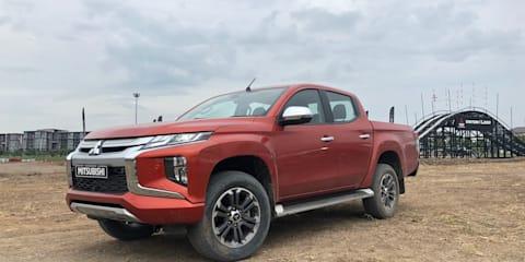 2019 Mitsubishi Triton review