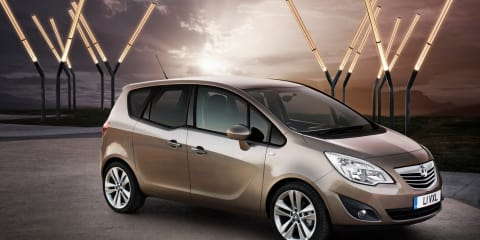 Vauxhaul Meriva first pics & specs revealed