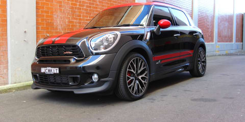 Mini JCW Countryman Review