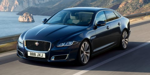 2018 Jaguar XJ50 revealed, bound for Australia