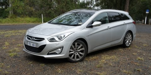 Hyundai i40 review long term report 3