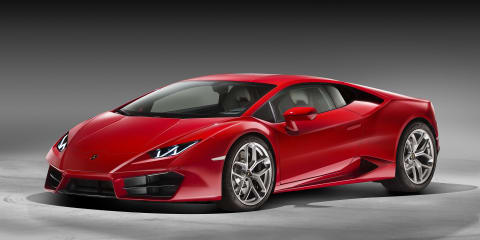 Lamborghini Huracan LP580-2:: $378,900 rear-wheel-drive coupe revealed