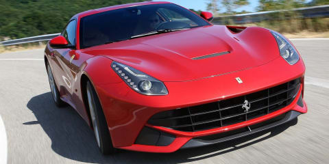 Ferrari planning $3.6m US-only supercar