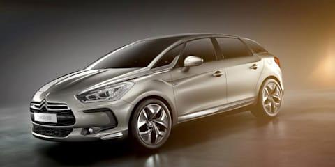 2012 Citroen DS5 unveiled at Auto Shanghai 2011
