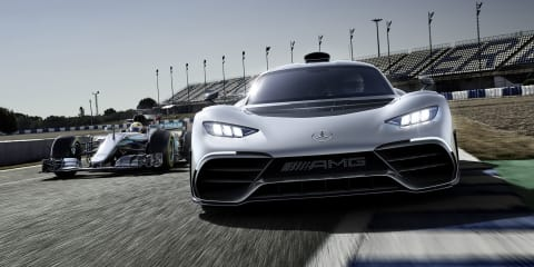 Mercedes-AMG One delayed nine months