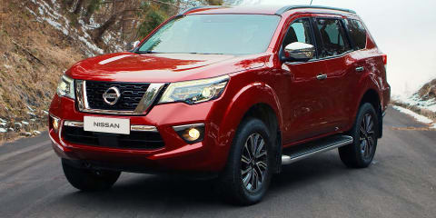 2018 Nissan Terra launches in China