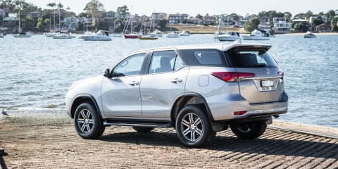 Toyota Fortuner: Review, Specification, Price | CarAdvice