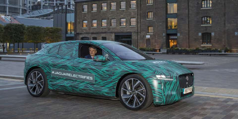 Jaguar Land Rover to be electrified from 2020