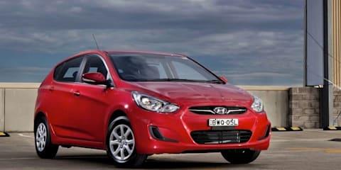 2012 Hyundai Accent CRDi: Australia's cheapest diesel