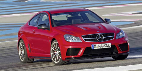 2012 Mercedes-Benz C 63 AMG Coupe Black Series unveiled