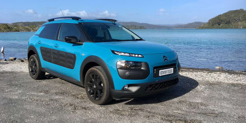 2018 Citroen C4 Cactus Exclusive long-termer: Road trip