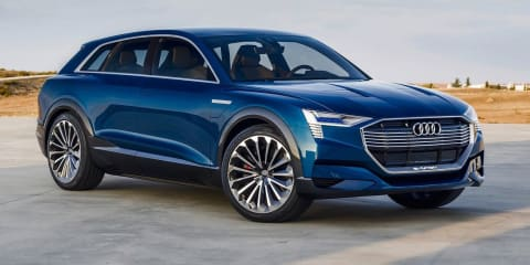 Audi Q6 e-tron:: electric SUV draws near with production shuffle