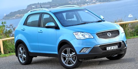 Ssangyong Korando S petrol: $23,990 SUV ends diesel-only local strategy