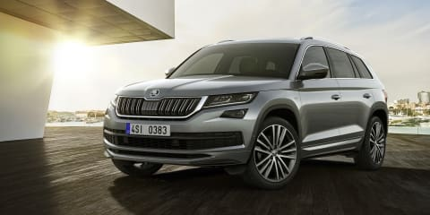 Skoda Kodiaq L&K: Geneva-bound range-topper not for Oz