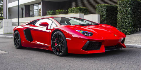 2015 Lamborghini Aventador LP700-4 Review