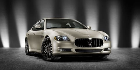 Maserati to offer two new models within next five years