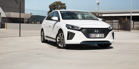 Hyundai Ioniq, Kona Electric, Veloster launch dates detailed
