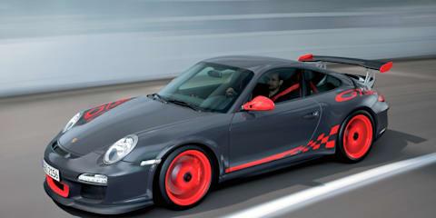 Porsche 911 GT3 RS Limited Edition 4.0-litre: rumour