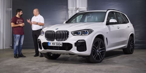 2019 BMW X5 revealed, here before year's end
