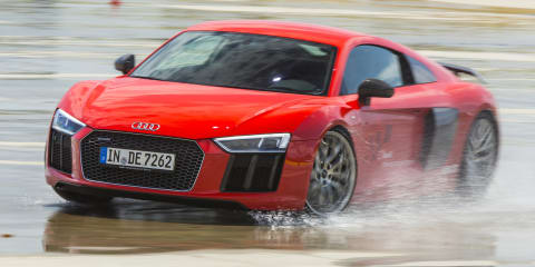 2019 Audi R8 to gain 3.0-litre twin-turbo V6 variant - report