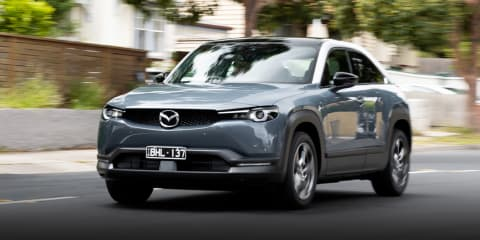 Video: 2021 Mazda MX-30 walkaround –Australia confirmed!