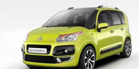 Citroen C3 Picasso recalled over 'passenger brake' fiasco