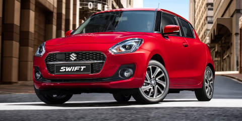2021 Suzuki Swift in Australia from September