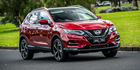 2017-18 Nissan Qashqai recalled