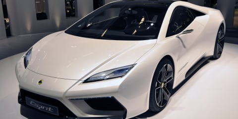 2013 Lotus Esprit only Lotus concept to go into production