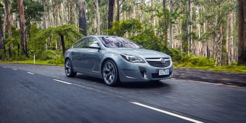 James Courtney announced as Holden Insignia VXR ambassador