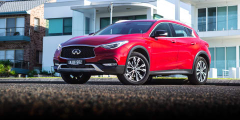 Infiniti Q30,QX30 recalled for airbag fix