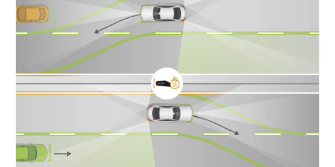 2016 Mercedes-Benz E-Class to change lanes autonomously